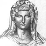 Livia, the wife of Augustus Caesar