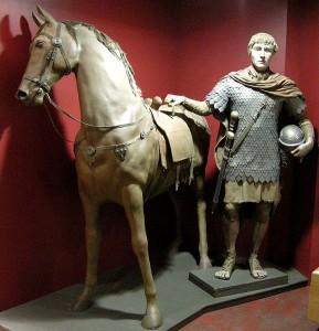 Roman Cavalryman