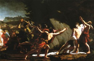 Death of Gaius Gracchus