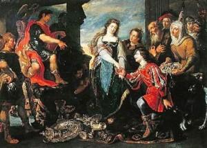 The Contenence of Scipio