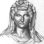 Livia, the wife of Augustus Caesar